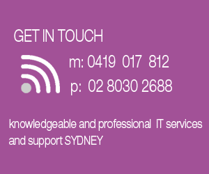 Contact for IT Support